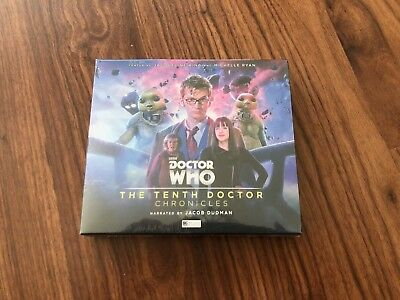 Doctor Who (Big Finish) 10th Doctor Chronicles