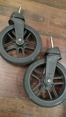 UPPAbaby VISTA Stroller Front Wheels (2012-2014) | Pre-owned