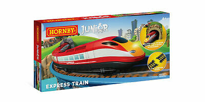 Hornby R1215 Junior Express Train Bateriebetrieb Neu OVP