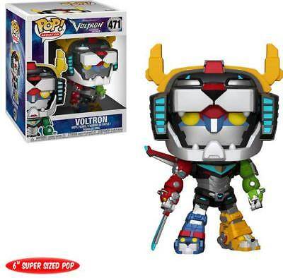 "Funko Pop 6"" Animation: Voltron-Voltron 471 34189 In stock"