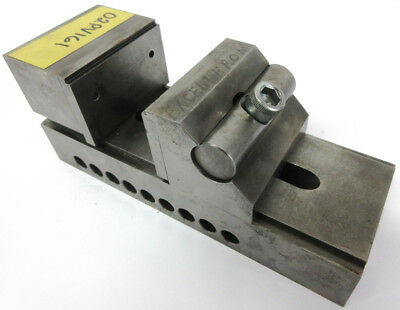 """2-1/2"""" Precision Vise 3-1/4"""" Jaw Opening 