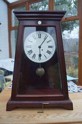 Gent Ex system conrolling fusee clock