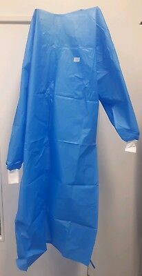 3 x chemo gown XL 3 sealed packs surgical hospital first aid
