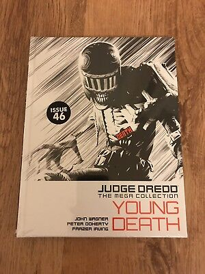 Judge Dredd Mega Collection - Issue 46 - Spine 07 - Young Death
