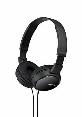Sony MDR-ZX110 Stereo Over-Head Headphone Extra Bass Black