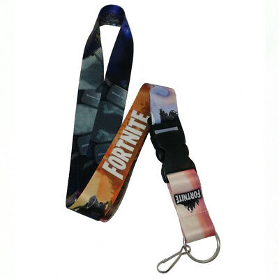 Fortnite Lanyard With Buckle New!