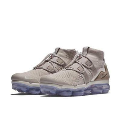 New $225 Nike Air Vapormax Flyknit Utility Moon Particle Ah6834-205 Sz 11