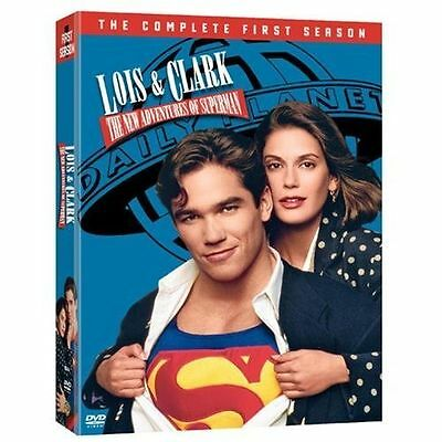 Lois & Clark - The Complete First Season DVD 6-Disc Set BRAND NEW SEALED-PERFECT