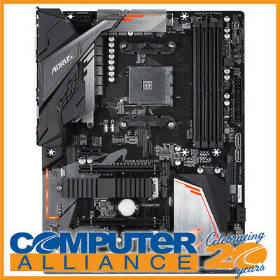 Gigabyte AM4 ATX B450 AORUS ELITE DDR4 Motherboard