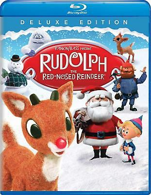 Rudolph the Red-Nosed Reindeer (Blu-ray Deluxe Edition) ~ New & Factory Sealed!