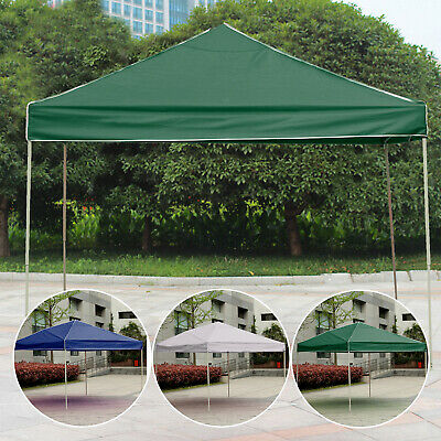 Gazebo Capri Reception Tent Green 3 x 3 x 2M Folding Tent Garden Marquee UK Hot