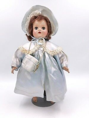 Madame Alexander Little Genius w/Outfit. Hard Plastic. Late 1940s-early 1950s.