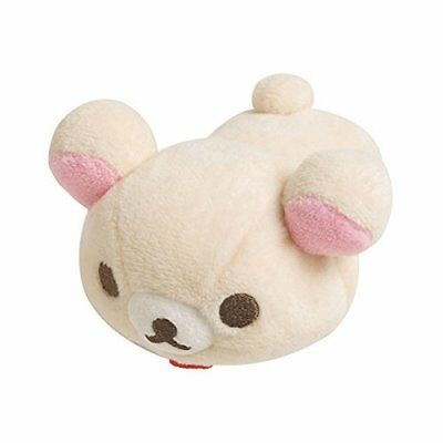 San-X Korilakkuma Mochi Pettan Plush Doll Toy Tsum Cleaner Mascot New Tags Japan