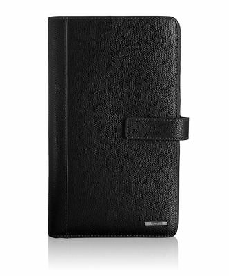 New Tumi Ultimate Leather Travel Organizer (holds passport, credit cards & more)