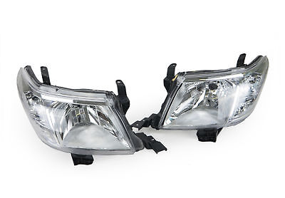 # Headlights Left And Right Sides Pair for Toyota Hilux Kun/Tgn/Ggn (2011-2015)