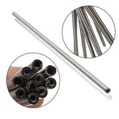 1 x 304 Stainless Steel Capillary Tube Pipe OD 6mm X ID 4mm Length 250mm