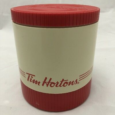 Vintage Aladdin's Tim Hortons Flask. Great Condition.