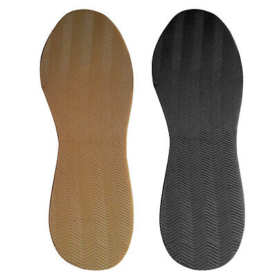 Rubber Sole Shoe Repair Stick on Soles Anti Slip Mens,Ladies & Children Sizes