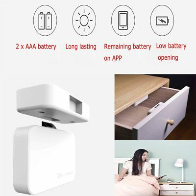 NEW Xiaomi Yeelock Bluetooth APP Hidden Smart Cabinet Lock Digital Home Security
