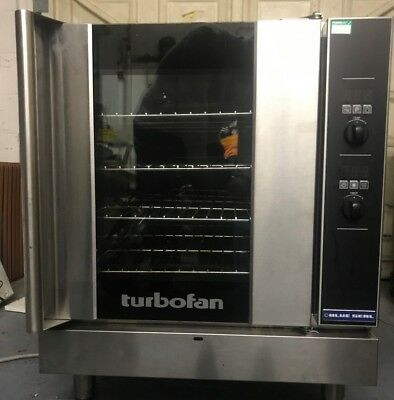 Blue Seal G32D4 Gas Convection Oven