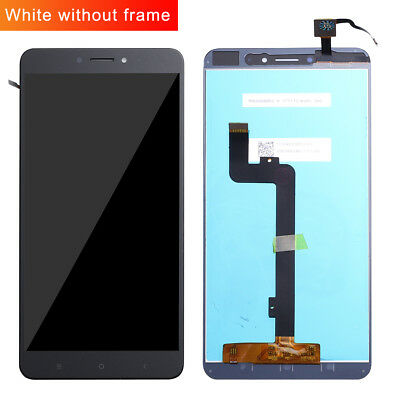 6.44'' For XIAOMI Mi Max 2 LCD Display Touch Digitizer Screen Assembly +Frame