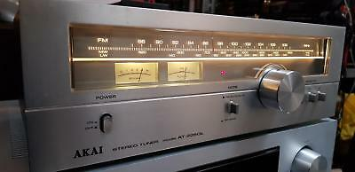 Akai At-2250L Tuner Am/fm/lw Garanti 3 Mois Warranty 3 Months