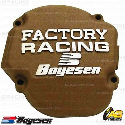 Boyesen Factory Racing Magnesium Ignition Cover For Honda CR 250R 2002-2007