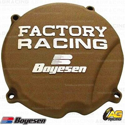 Boyesen Factory Racing Magnesium Ignition Cover For Honda CR 500R 1984-2001