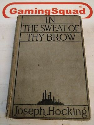 In The Sweat Of Thy Brow - Book, Supplied by Gaming Squad Ltd
