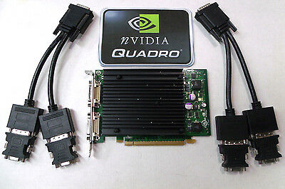 4 MONITOR SUPPORT Nvidia NVS 440 Video Card for Dell OptiPlex 990