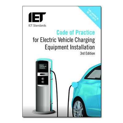 Code of Practice for Electric Vehicle Charging Equipment Installation – 3rd Edit