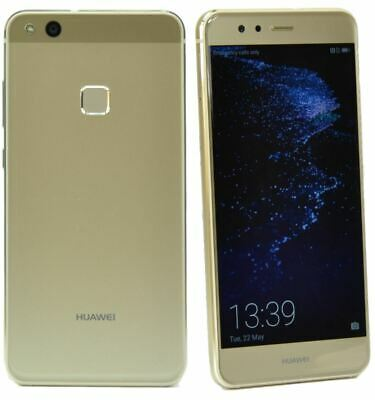 """Huawei P10 LITE 32GB 4G LTE 5.2"""" Unlocked Android Smartphone Black"""