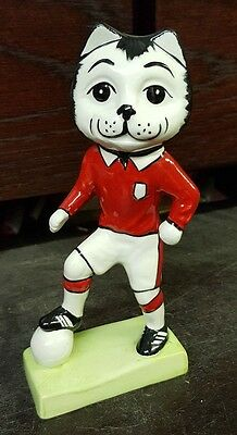 Lorna Bailey FOOTBALLER CAT Limited Edition 2/2 FREE P&P