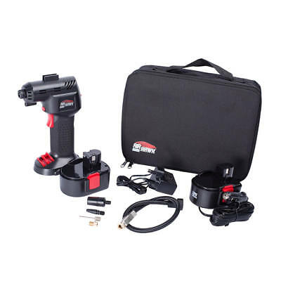 Air Hawk MAX - Portable Air Compressor Tyre Inflator Automatic Pump Cordless