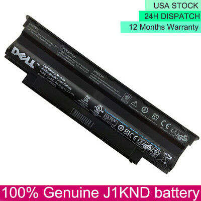 Genuine OEM J1KND  for Dell Inspiron N5050 N4010 N5110 04YRJH Original battery