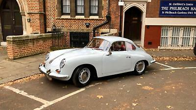 Porsche 356 C 1965 LHD.. Fully Restored...  Matching Numbers...Stunning...