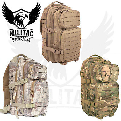MIL-TEC US ASSAULT Day Pack Small Laser Cut Molle Backpack Combat . c223feb95d