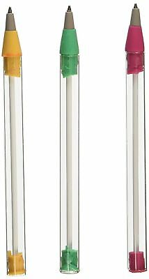 1 Box Glass BALL Pens 36 ct Sketch Ball LIKE LOVE ROSE WITHOUT ROSE Durable Tube