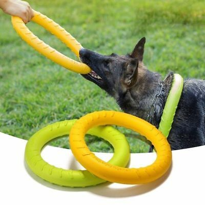 Dog Agility Training Toy Exercise Play Pet Jump Equipment Outdoor Hoop Hurdle