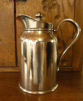 Vintage Silver Soldered Insulated Pitcher 1952 Reed & Barton Sheraton Hotel #31
