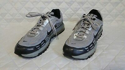 timeless design 3c0b1 6d63e ... canada nike air max tl 2.5 silver black athletic shoes mens sz 13 511ba  75e65