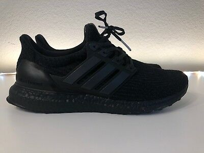 ADIDAS ULTRA BOOST M ESM LTD Triple Black 3.0 Core Limited BA8920 ... ccce4da01d