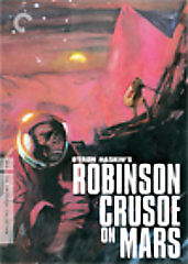 Robinson Crusoe on Mars [The Criterion Collection]