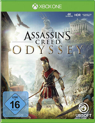 XBOX ONE Assassin's Assassins Creed Odyssey NEU&OVP