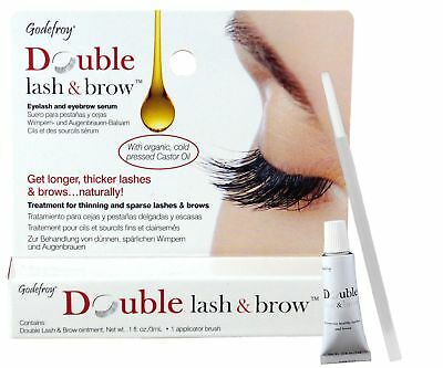 Godefroy Double Lash and Brow Treatment for longer & thicker eyelash and