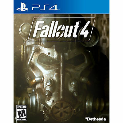 Fallout 4 PS4 [Factory Refurbished]