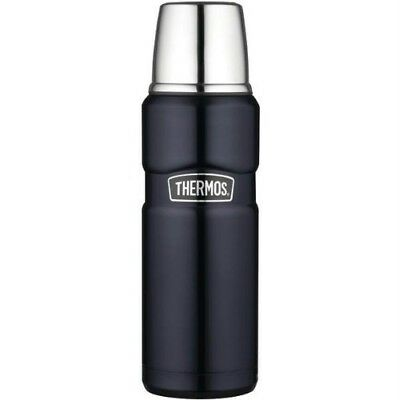 Thermos SK2000MB4 Thermos 16-Oz Stainless Steel King Compact Bottle