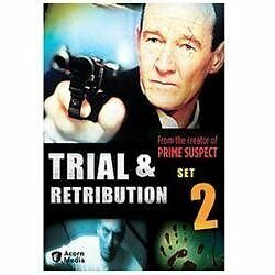 Trial and Retribution: Set 2, DVD, Martin Heathcote,Sarah Ozeke,George Pensotti,