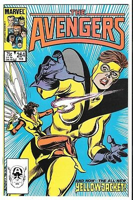 Avengers #264 (February 1986, Marvel Comics)