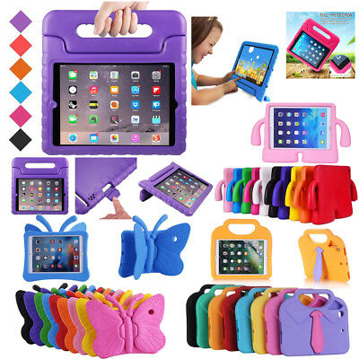 "Kids Shockproof For iPad 9.7"" 6th 5th Air Pro Mini 1 2 3 4 EVA Foam Case Cover"